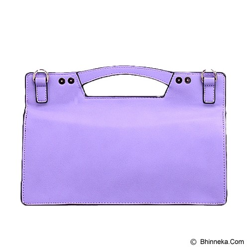 YOU'VE N Party [9868] - Purple - Tas Tangan Wanita